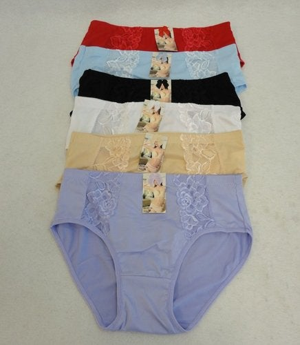 1PC Ladies Lace Panty -Your Choice of Color