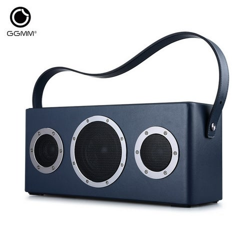 GGMM WS - 401 M4 Dual Wireless Connection WiFi Bluetooth Speaker Home Hi-Fi Music Player