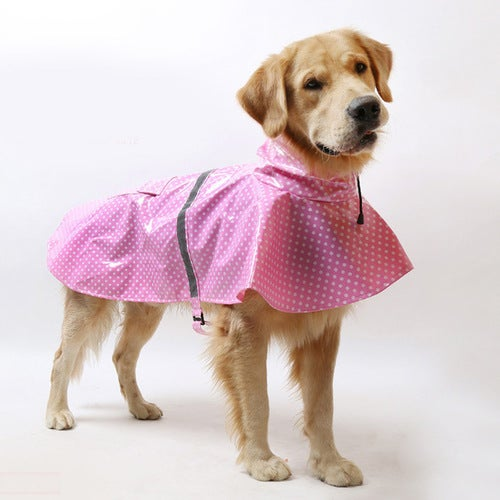 High quality Pet Dog Puppy Hoodie Raincoat Clothing...