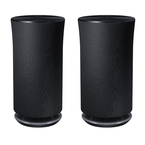 Samsung 2-Pack Radiant 360 R5 Wi-Fi Bluetooth Speaker