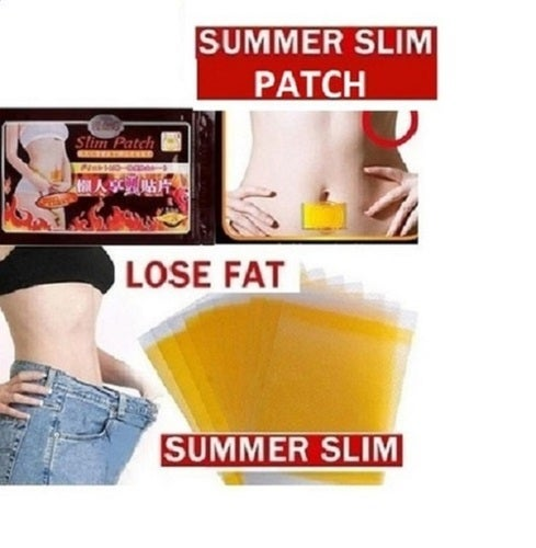 Slimming FAT BURNING patches 100% Authentic!