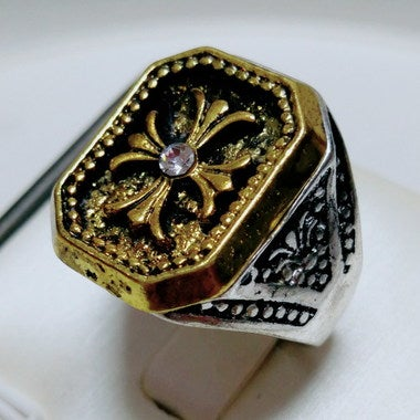 Jewelry White Men World of Warcraft WOW Ring