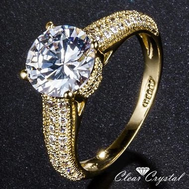 Luxury Ring for Wedding or Engagement