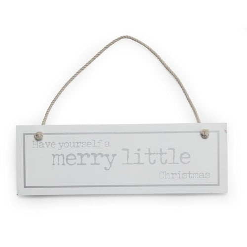 Christmas Shop Small Have Yourself A Very Merry Little Christmas Sign