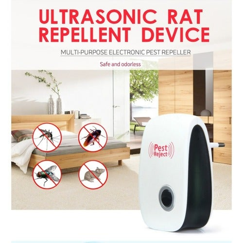 Ultrasonic electronic mosquito repellent insect killer rat anti rejection rat cockroach repelling US plug