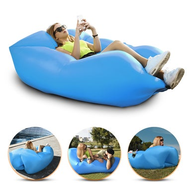 Inflatable Air Sofa - Lounge Bag Hammock