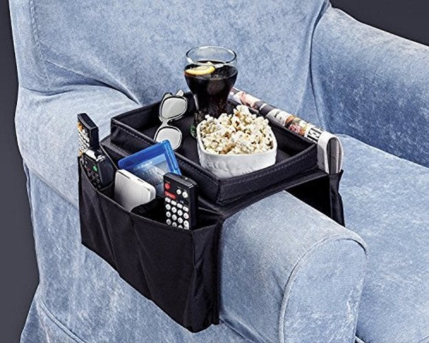 Marelight Tv Remote Control Organizer Holder Drap Tophatter