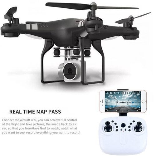 FREE SHIPPING!New Gift 2 0MP Wifi Camera RC Quadcopt    | Tophatter