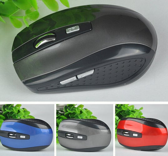 2.4GHZ Fashion Wireless Mouse For PC Laptop