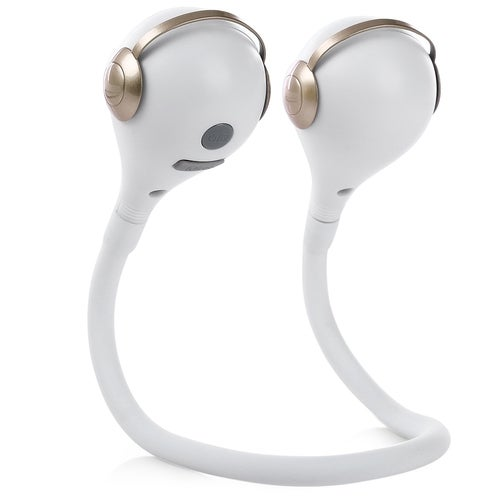 Handfree Call Flexible Bendable Wearable Music Elves Speakers With Wireless Bluetooth